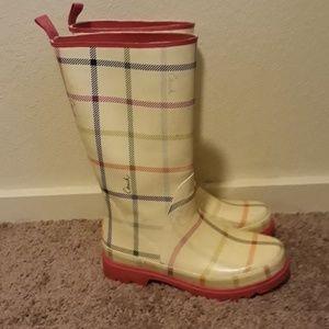 Coach rain boot